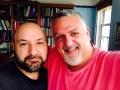 20140521 JAH and James Purpura